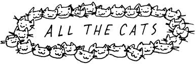all the cats