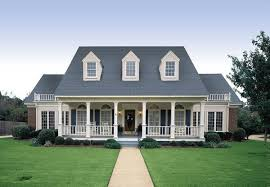 house plans with front porch cape cod house plan with 4 bedrooms and 3 5 baths plan 3601