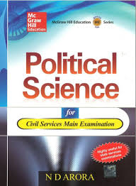 buy political science for civil services main examination book