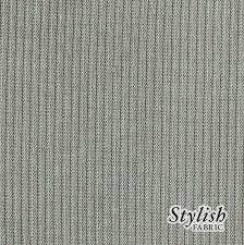 gray rib knit fabric ribbing fabric sleeves collar