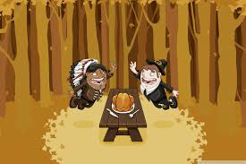 thanksgiving mobile wallpaper american indian and colonial man hd desktop wallpaper high