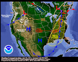 us weather map cold fronts us weather forecast thunderstorms strong winds flooding