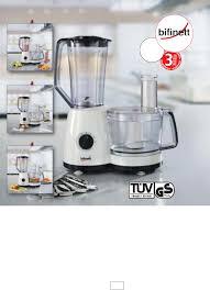 bifinett mixer kh 700 user guide manualsonline com
