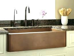 kitchen faucet copper copper kitchen faucet chatel co