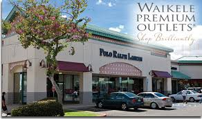 how to shop waikele premium outlets after thanksgiving weekend