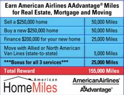 earn 100 000 miles for your mortgage from chase and other big