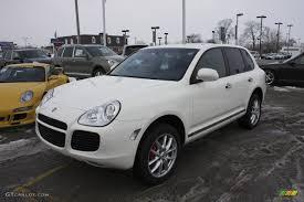 2005 Porsche Cayenne - 2005 sand white porsche cayenne turbo 1861496 photo 14