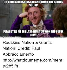 Ny Giants Suck Memes - 25 best memes about giants suck giants suck memes