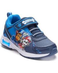 paw patrol light up sneakers bargains on paw patrol chase marshall boys light up shoes