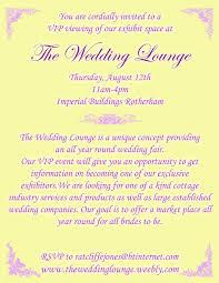 the wedding lounge your all year wedding fair