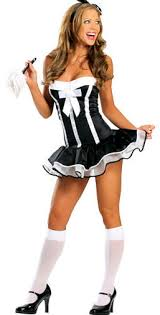 Maid Halloween Costume Halloween Costumes Alice Wonderland French Maid