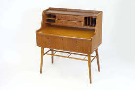 Secretary Desk For Sale by Swedish Teak Desk From Smi 1967 For Sale At Pamono