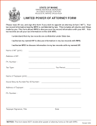 Texas Power Of Attorney Forms by Limited Power Of Attorney Form Texas Limited Power Of Attorney
