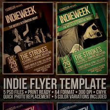 20 outstanding graphicriver flyers and posters