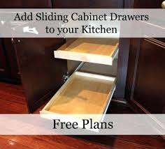 diy build your own kitchen cabinets free plans build your own
