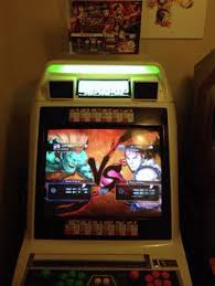 Street Fighter 3 Arcade Cabinet Street Fighter Alpha 3 Arcade Cabinet The Arcade Is On Fire