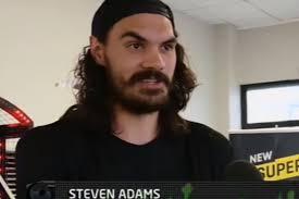 watch steven adams talks sister valerie hair cuts nut shots