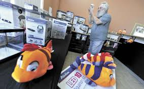 the fish room opens on central avenue news sports jobs