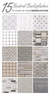 Mosaic Tile For Backsplash by Subway Tiles With Mosaic Accents Backsplash With Tumbled