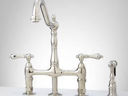 sink u0026 faucet beautiful antique brass kitchen faucet interior