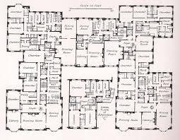 mansion blueprints floor plans for mansions photogiraffe me