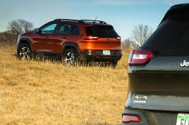 jeep cherokee orange 2014 jeep cherokee limited blazing a trail for our cherokee
