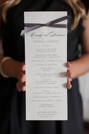cheap wedding programs wedding programs picmia