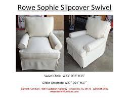 Swivel Rockers With Ottomans Barnett Furniture Swivel Swivel Gliders
