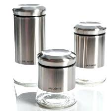 stainless steel kitchen canisters sets kitchen containers large size of storage container price in