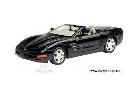 1998 corvette black 1998 chevy corvette convertible by motormax 1 24 scale diecast