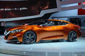 new nissan sports car nissan sports sedan concept heralds brand u0027s renaissance