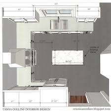 kitchen floor plans islands humungo us