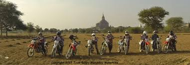 rent motocross bike mandalay motorbike rental and tours