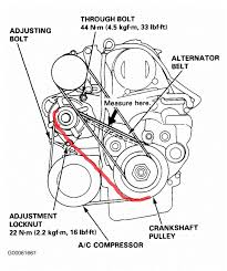 2002 honda civic alternator honda accord questions my ac pully froze up so i cut belt