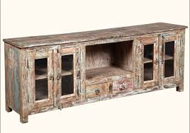Rustic Tv Console Table White Rustic X Tv Console Table Diy Projects Intended For Tv