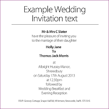 how to write a wedding invitation brilliant wedding invitations exles wedding invitations