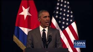 Obama No American Flag President Obama Speech In Cuba U2013 Full Speech C Span Youtube