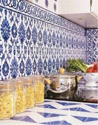 moroccan tile kitchen backsplash moroccan tile backsplash add the charm of the mediterranean sea