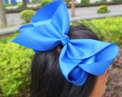 large hair bows big hair bows etsy