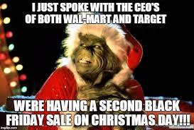 black friday target meme the grinch imgflip