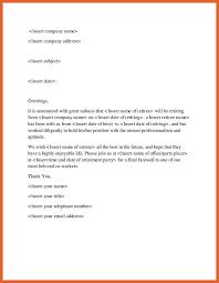 4 5 farewell letter leterformat