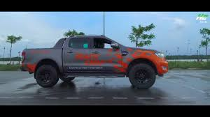 Ford Ranger Truck Decals - ford ranger race chip wrapper h2 decal youtube