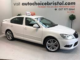 used skoda octavia vrs 2011 cars for sale motors co uk
