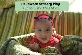 frightfully fun halloween photo shoot and sensory play swami mommi
