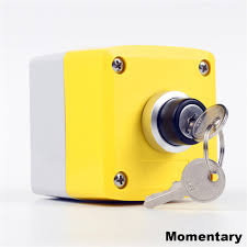 key operated light switch selector switch key operated momentary button switch button box gob