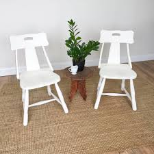 Mustard Dining Chairs by Small Dining Chairs Painted Furniture Vintage Home