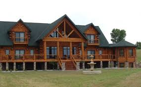 homes with porches golden eagle log and timber homes design ideas porches and patios