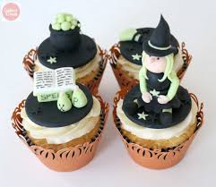Easy Halloween Cupcake Decorations Halloween Cupcake Toppers Hello Cuppies