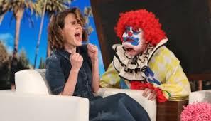 Ellen Bathroom Scares Celebrities Congratulate Ellen Degeneres On Being Out For 20 Years
