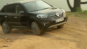 renault koleos 2015 interior 2014 renault koleos off road youtube